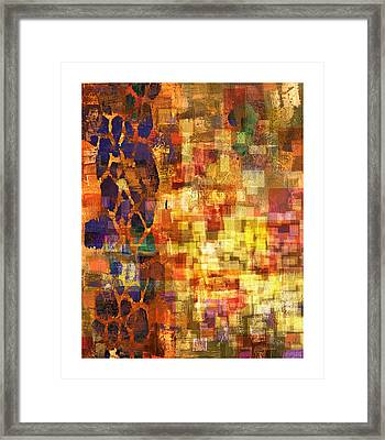 Pleased Beginnings 1 Framed Print by Craig Tinder