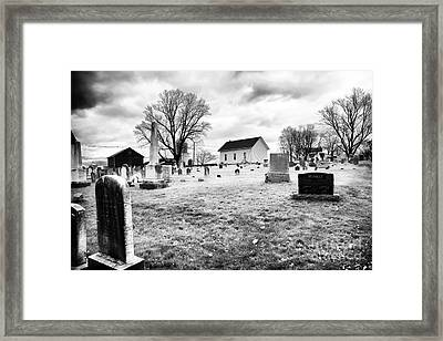 Plenty Of Room Framed Print by John Rizzuto