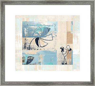 Plouk - Cl22a Framed Print by Variance Collections