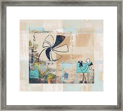 Plouk - Cl23a Framed Print by Variance Collections