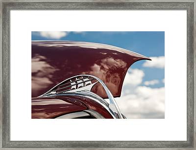 Plymouth Sails Framed Print by Kurt Golgart