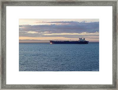 Polar Endeavour Framed Print by Heidi Smith