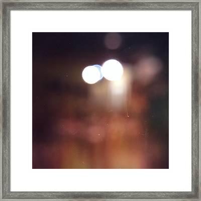 Polaris No. 1  Framed Print by Mark M  Mellon