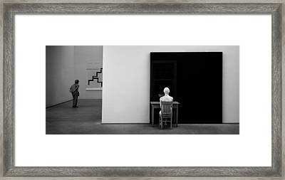 Politburo ! Framed Print by Ricky Siegers