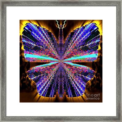 Polly Merryvale Framed Print by Raymel Garcia