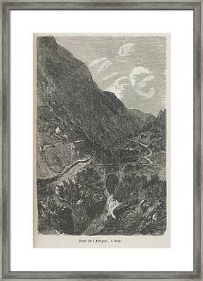 Pont De L' Artigue Framed Print by British Library