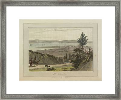 Poole Framed Print by British Library