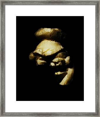 Popcorn 27 Framed Print by Julio Moreno