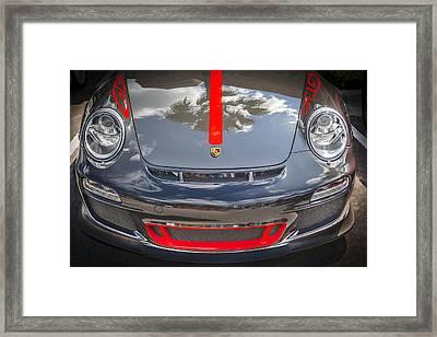 Porsche 2010 911 Gt3 Rs 3.8 Framed Print by Rich Franco