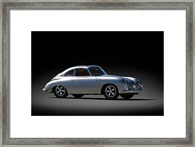 Porsche 356 Outlaw Framed Print by Douglas Pittman