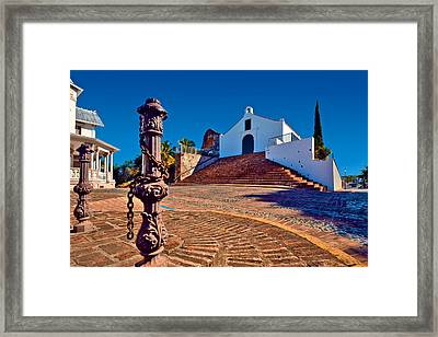 Porta Coeli Church Framed Print by Ricardo J Ruiz de Porras