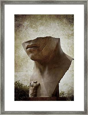 Porta Italica Framed Print by RicardMN Photography