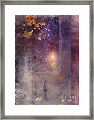 Portal Framed Print by Aimee Stewart