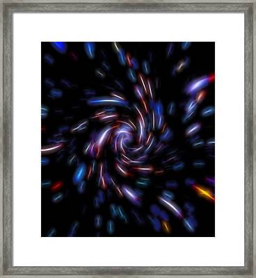 Portal  Framed Print by Dan Sproul