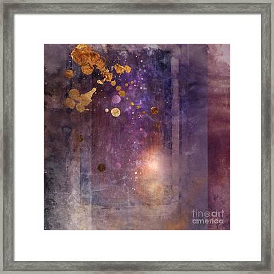 Portal Variant 1 Framed Print by Aimee Stewart