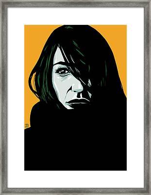 Portrait 3 Framed Print by Giuseppe Cristiano