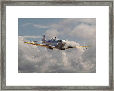 Portrait Of An Icon Framed Print by Pat Speirs