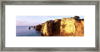 Portugal, Algarve Region, Coastline Framed Print by Panoramic Images