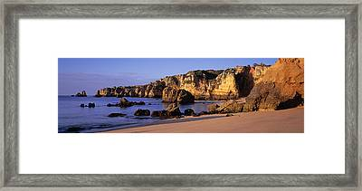 Portugal, Lagos, Algarve Region Framed Print by Panoramic Images