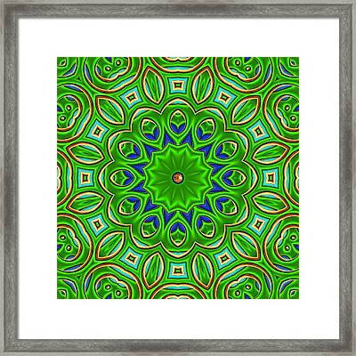 Posh Framed Print by Wendy J St Christopher