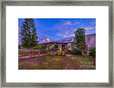Post #138 Framed Print by Marvin Spates
