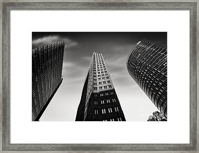Potsdamer Platz 2 Framed Print by Rod McLean