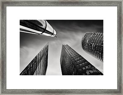 Potsdamer Platz 3 Framed Print by Rod McLean