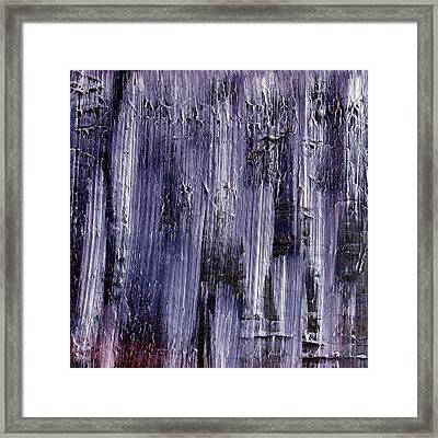 Pouring Framed Print by Rob Van Heertum