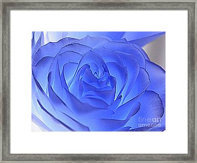Power Of Love. Framed Print by Adela Kitty