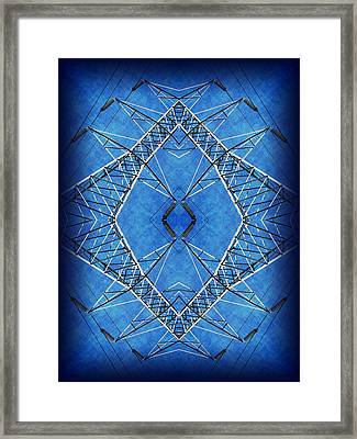 Power Up 2 Framed Print by Wendy J St Christopher