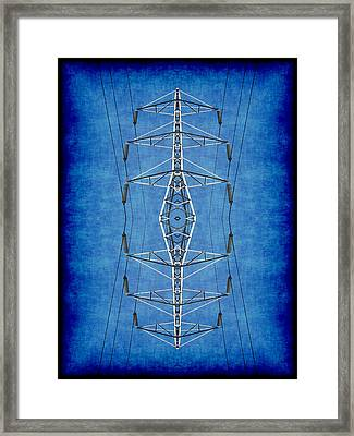 Power Up 3 Framed Print by Wendy J St Christopher
