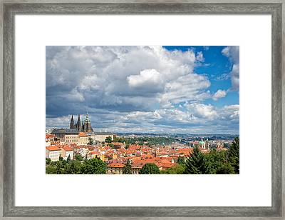 Prague Czech Republic Framed Print by Matthias Hauser