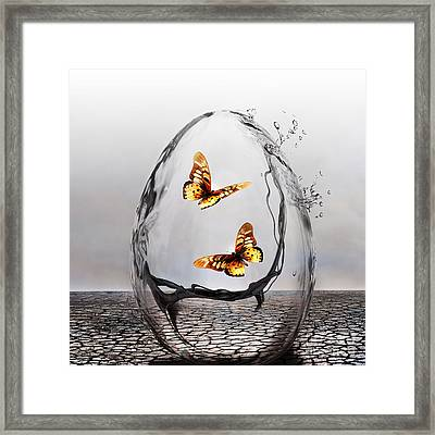Precious Framed Print by Photodream Art