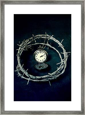 Precious Time Framed Print by Joana Kruse