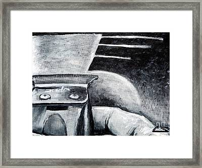 Precision  Framed Print by Chuck Styles