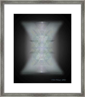 Predawn Chalice Still All One Framed Print by Christopher Pringer