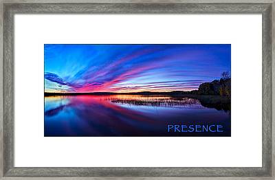 Presence 1 Framed Print by Bill Caldwell -        ABeautifulSky Photography