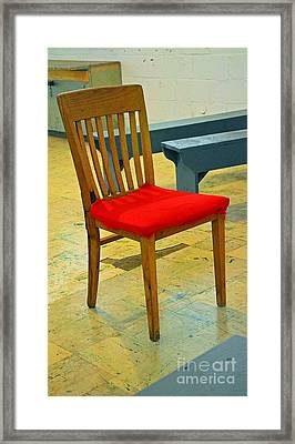 Primary Colors Framed Print by Lauren Leigh Hunter Fine Art Photography