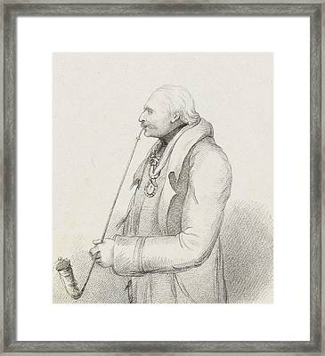 Prince Blucher Framed Print by Samuel Freeman