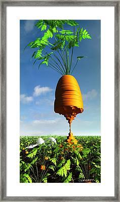 Prizewinner Framed Print by Cynthia Decker