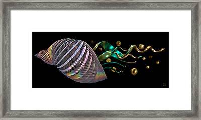 Progeny Framed Print by Manny Lorenzo
