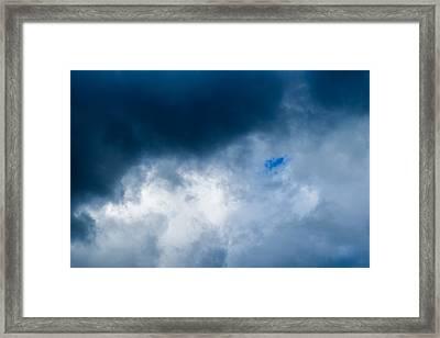 Promise Of Sun - Featured 3 Framed Print by Alexander Senin