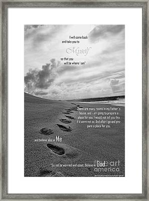 Promise Framed Print by Rui  Antunes