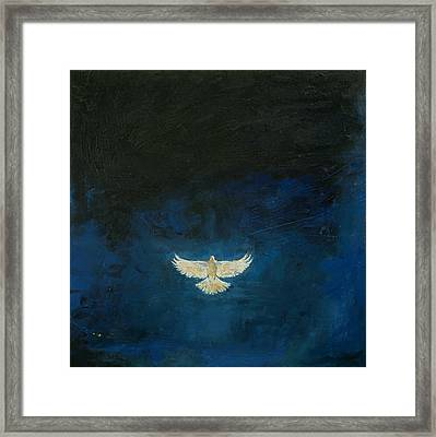 Promised Land Framed Print by Michael Creese
