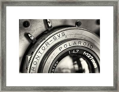 Prontor Svs Framed Print by Scott Norris