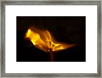 Propagation Framed Print by EXparte SE