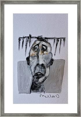 Prophets No. 1  Framed Print by Mark M  Mellon