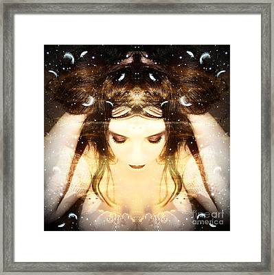 Protected Within Framed Print by Heather King