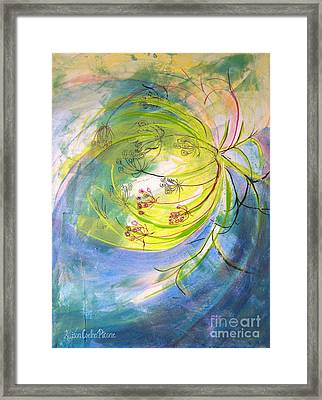 Protection Framed Print by Allison Coelho Picone