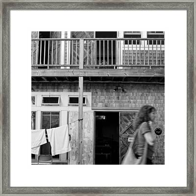 Provincetown 2012 Framed Print by Frank Winters